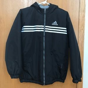 Adidas reversible athletic suit